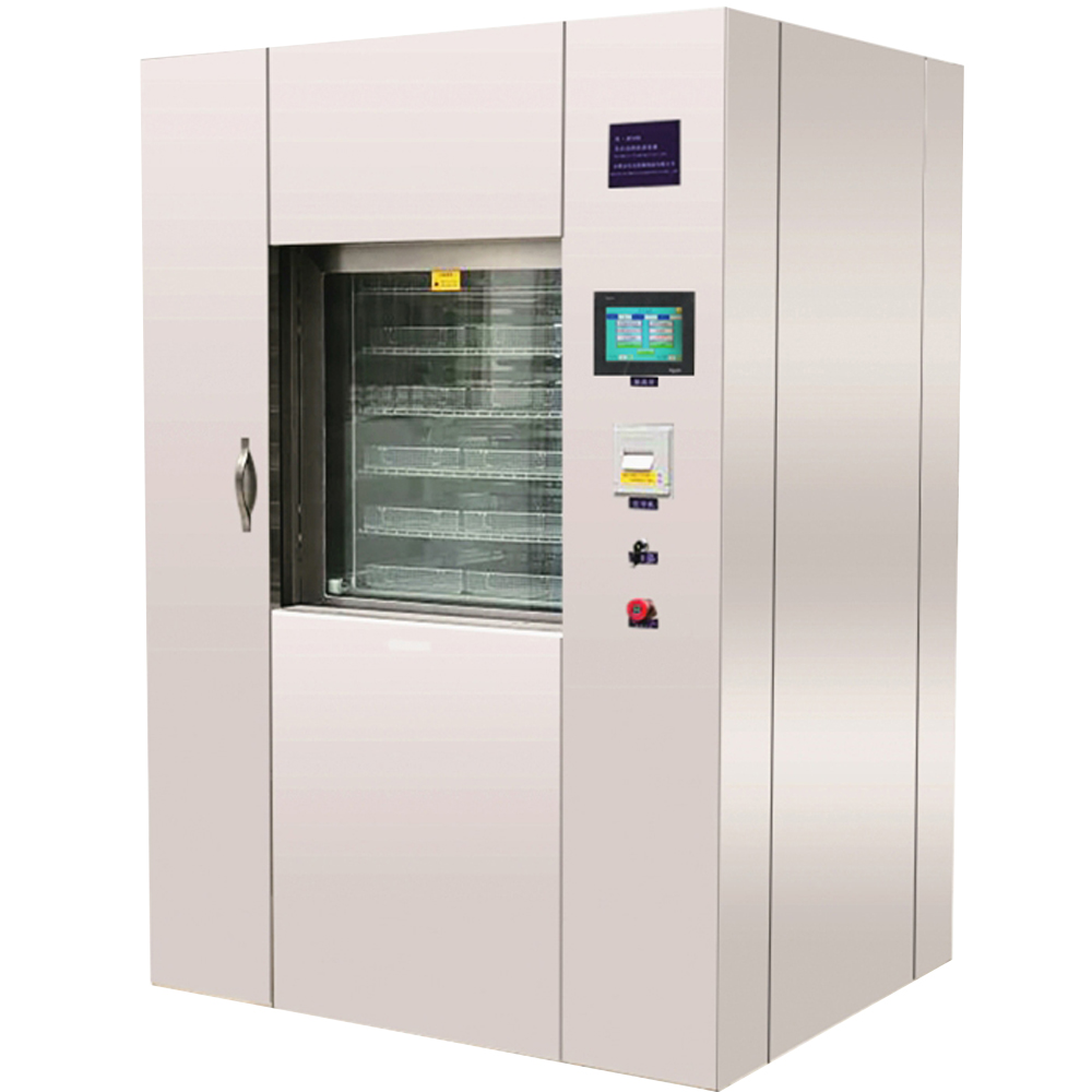 fast automatic cleaning and sterilizer